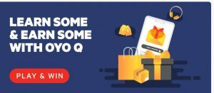 Oyo Quiz answers win Paytm cash 27 March