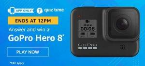 Amazon Quiz : Answers and Win Awesome Prizes (29th May 2020)