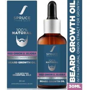 Spruce Shave Club Advanced Beard Growth Oil