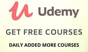 Udemy Free Courses list June 2020