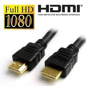 PremiumAV HD15V14P 5M HDMI Male to Male Cable (Black)