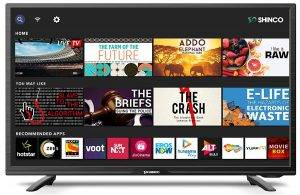 Flash Sale Loot – Shinco 32 inch 4K Smart TV @ Just ₹3232 Today 18 oct