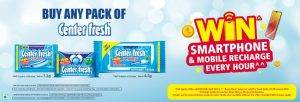 Center Fresh Loot – Assured ₹100 Free Recharge or Free Smartphone